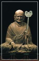 僧形文殊菩薩座像