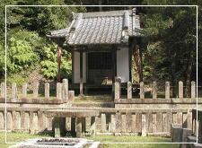 善水寺の行者堂
