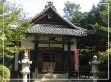 善水寺の観音堂